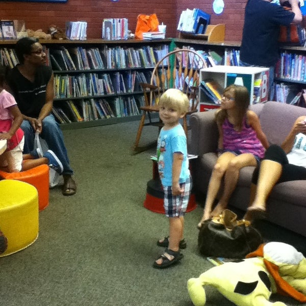 Photo taken at Indianapolis Marion County Public Library - Southport Branch by Emily A. on 7/21/2013