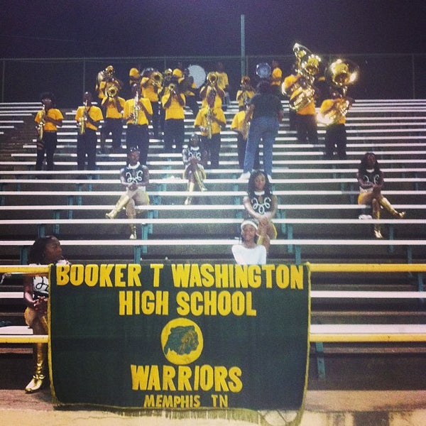 Booker T Washington School: Booker T Washington High School