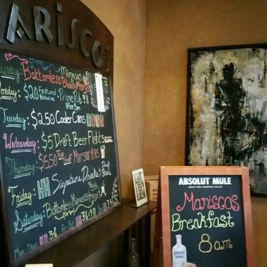Photo taken at Mariscos Restaurant by Cindy K. on 11/21/2015