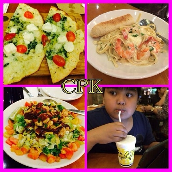Photo taken at California Pizza Kitchen by Jane R. on 5/15/2014