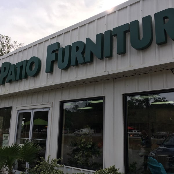 Photo Taken At Palm Casual Patio Furniture By Charles S. On 12/28/