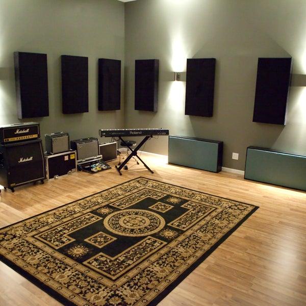 Photo taken at Post Pro Recording Studio by Post Pro Recording Studio on 5/3/2014