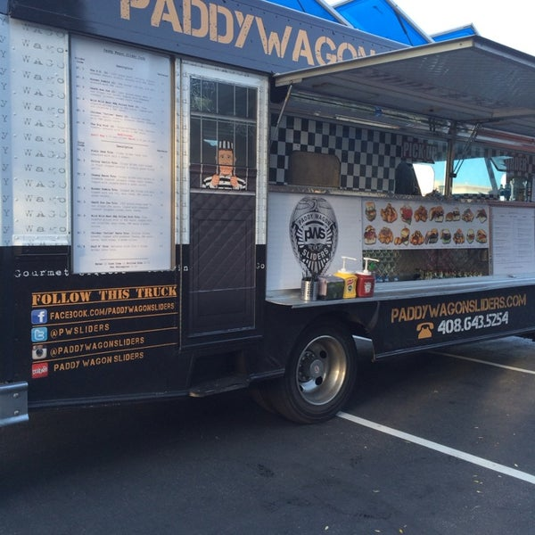 Paddy Wagon Food Truck Los Angeles