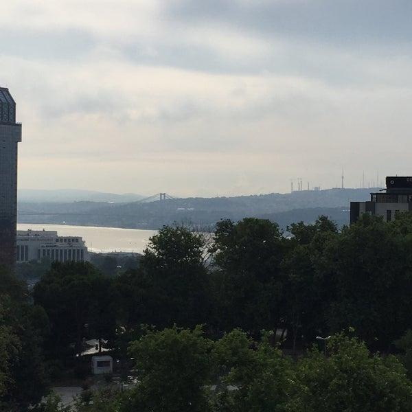 6/28/2015 tarihinde Ayça Ç.ziyaretçi tarafından Germir Palas Hotel,İstanbul'de çekilen fotoğraf