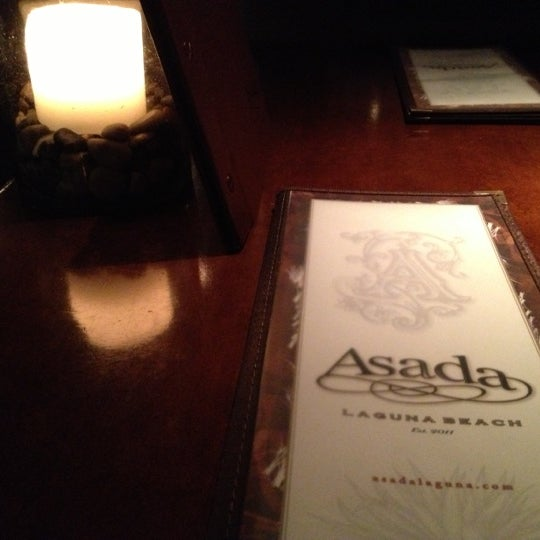 Photo taken at Asada by Tricia B. on 10/8/2012