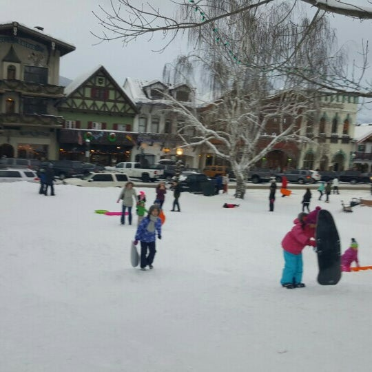 Photo taken at Town of Leavenworth by Th_Aviator on 2/5/2017