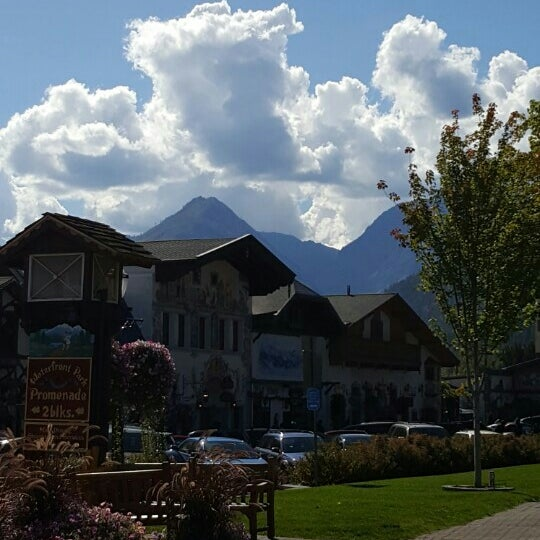 Photo taken at Town of Leavenworth by Th_Aviator on 9/22/2016