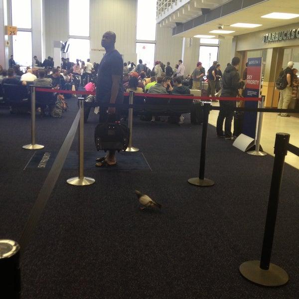 Photo taken at Terminal 3 by Michael M. on 5/11/2013