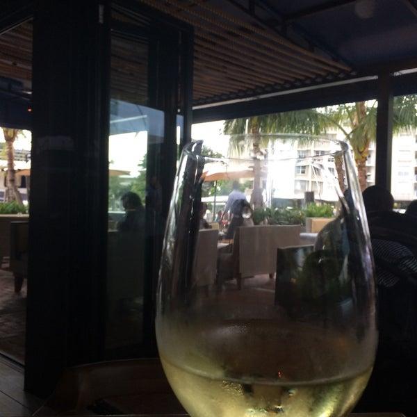 Photo taken at Bimini Boatyard Bar & Grill by Erin K. on 10/29/2015