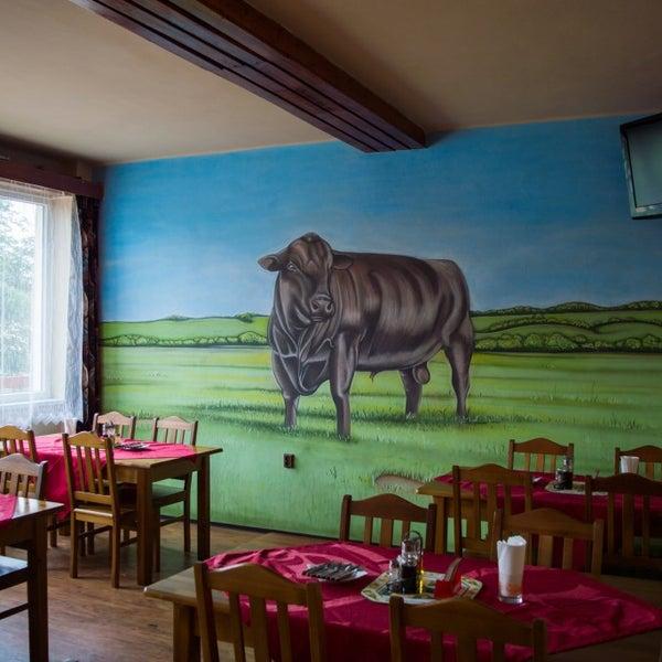 Exteriér i interiér restaurace prošel velkou změnou.