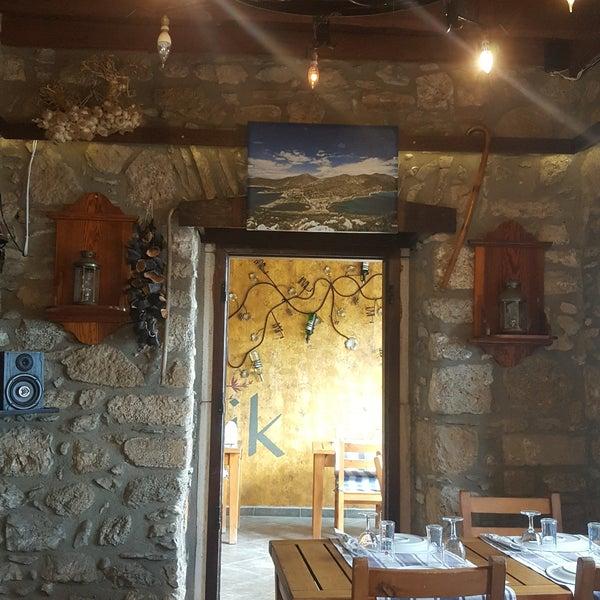 11/19/2017 tarihinde Egenur S.ziyaretçi tarafından Kekik Restaurant'de çekilen fotoğraf