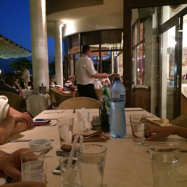Photo taken at Diamond Restaurant by Игор М. on 7/25/2014
