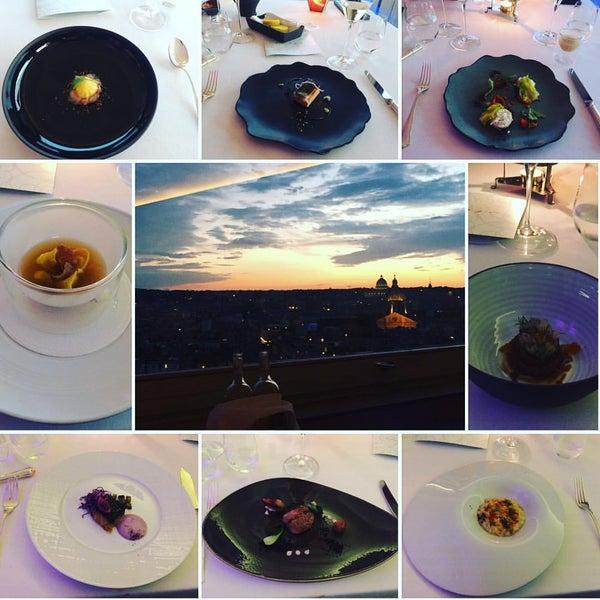 Photo taken at Imago Restaurant by Benjamin G. on 8/31/2016