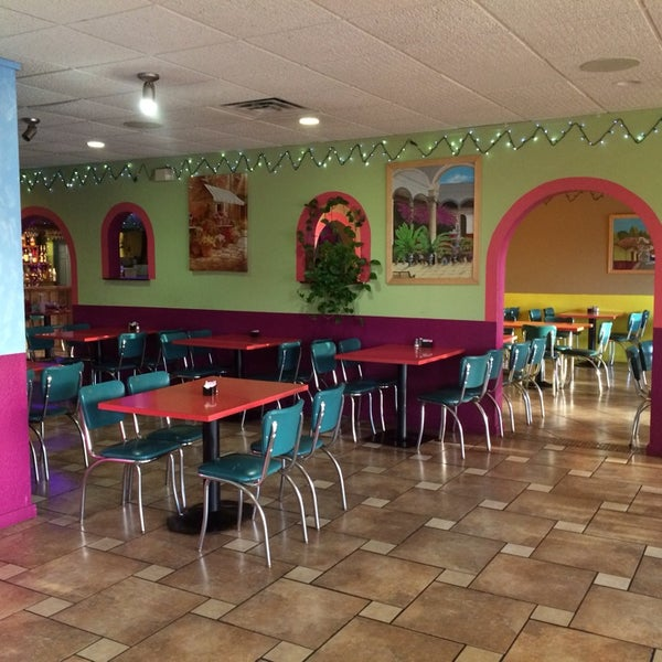 Photo Taken At Polvos Mexican Restaurant By Juan M On 2 17 2017