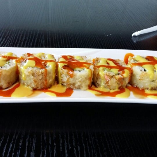 Photo prise au Sushi Delight par Channelle M.I A B. le2/25/2014