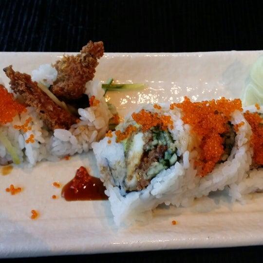 Photo prise au Sushi Delight par Channelle M.I A B. le3/7/2014