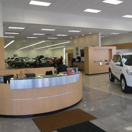 Nick mayer ford auto dealership in mayfield heights for General motors dealers near me