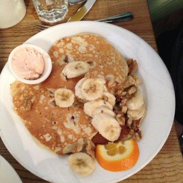Photo taken at Good Enough to Eat by Katt T. on 4/14/2013