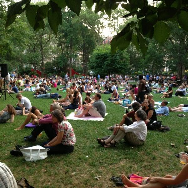 Foto diambil di Madison Square Park oleh George G. pada 7/18/2013