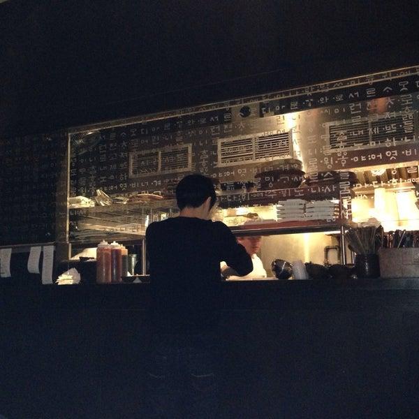2/15/2014에 Anna T.님이 Kori Restaurant and Bar에서 찍은 사진