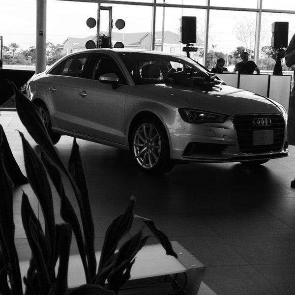 Photos At Audi North Orlando Auto Dealership - Audi north orlando