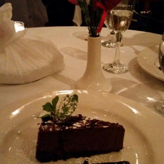 Photo taken at Luce Restaurant & Enoteca by Atisha S. on 2/15/2015