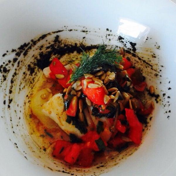 Comida espectacular! El menú degustación Miceli muy recomendable