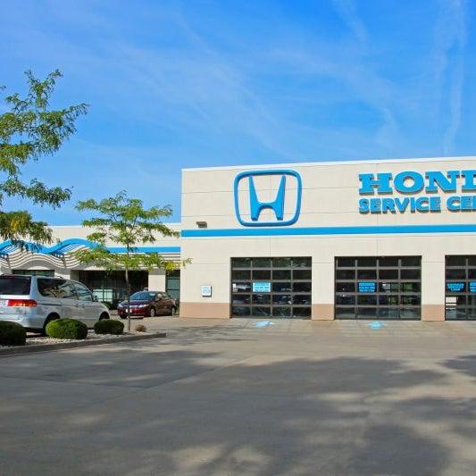 Zimbrick Honda Service Center - Automotive Shop in Madison