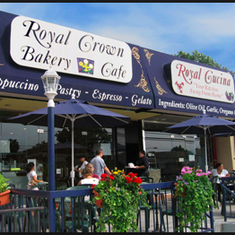 Crown Royal Bakery Cafe
