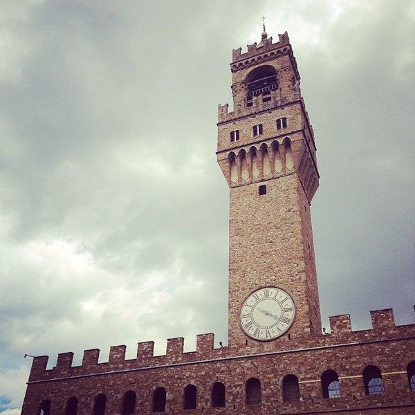 Photo taken at Uffizi Gallery by Gwyn C. on 6/29/2013
