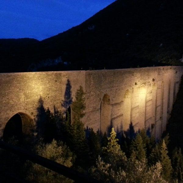 Photo taken at Ponte Delle Torri by Isabella C. on 7/12/2014