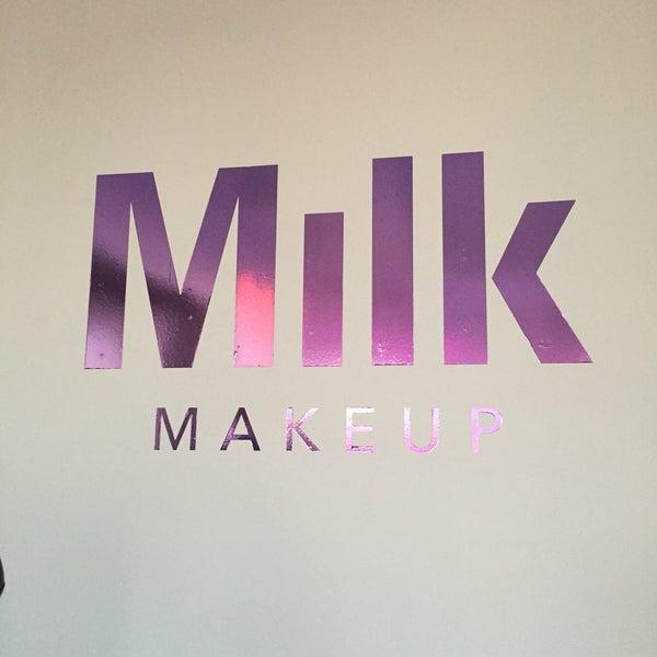 Photo taken at Milk Studios by Sara S. on 10/12/2016