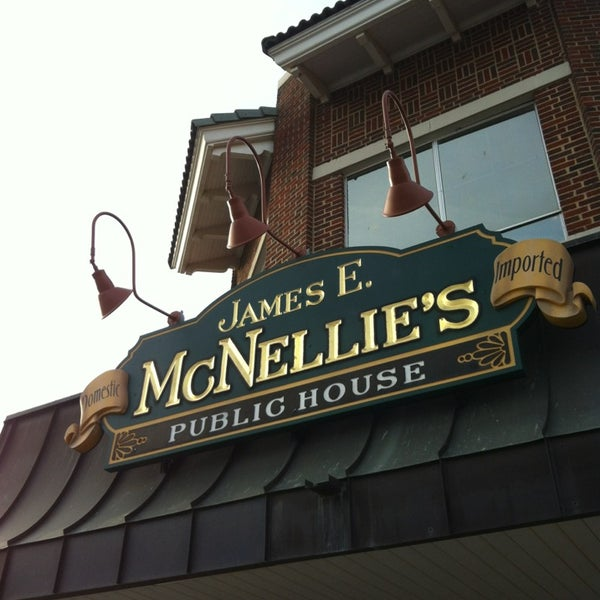 Photo taken at James E. McNellie's Public House by Eric L. on 3/16/2013
