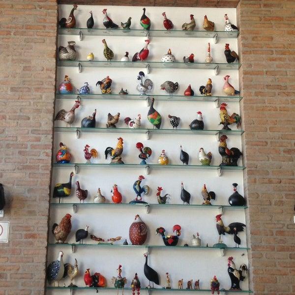 Photo taken at Bondbico Galeteria by Clarissa on 4/6/2014