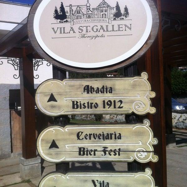 Foto tirada no(a) Vila St. Gallen por Rosangela S. em 7/21/2013