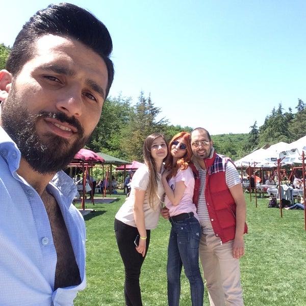 5/8/2016 tarihinde Zeynep Halitoğullarıziyaretçi tarafından Polonezköy Yıldız Piknik Parkı'de çekilen fotoğraf