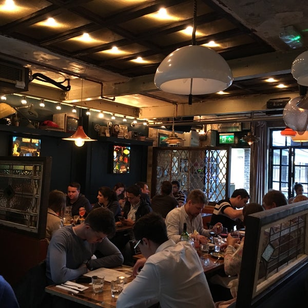 Dirty bones american restaurant in london for American cuisine london