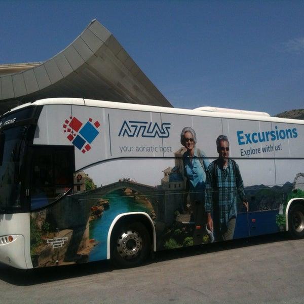 Photo taken at Autobusni Kolodvor Dubrovnik | Dubrovnik Bus Station by Villa M. on 6/23/2013
