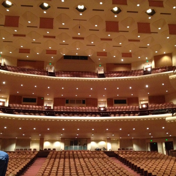 Photo taken at Louise M. Davies Symphony Hall by Chris C. on 6/11/2013