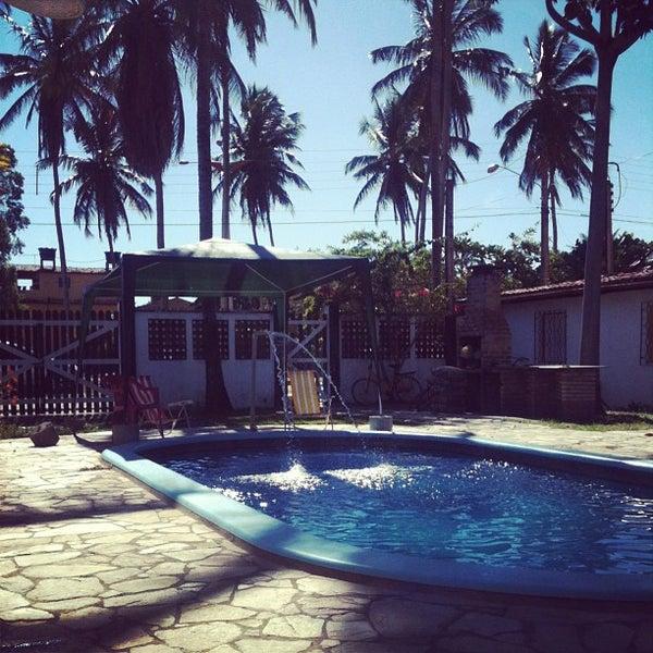Foto tirada no(a) La Rocca Brasil - Beach Hostel Porto de Galinhas por Larine F. em 12/24/2012