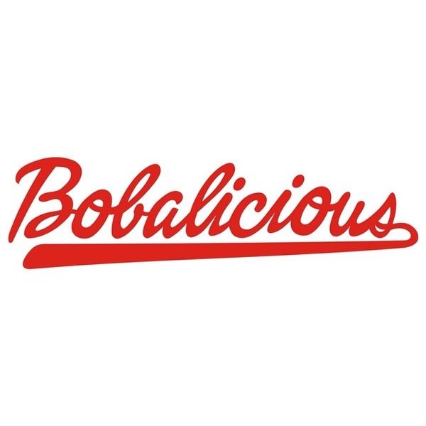 Photo taken at Bobalicious by Andy A. on 8/8/2014