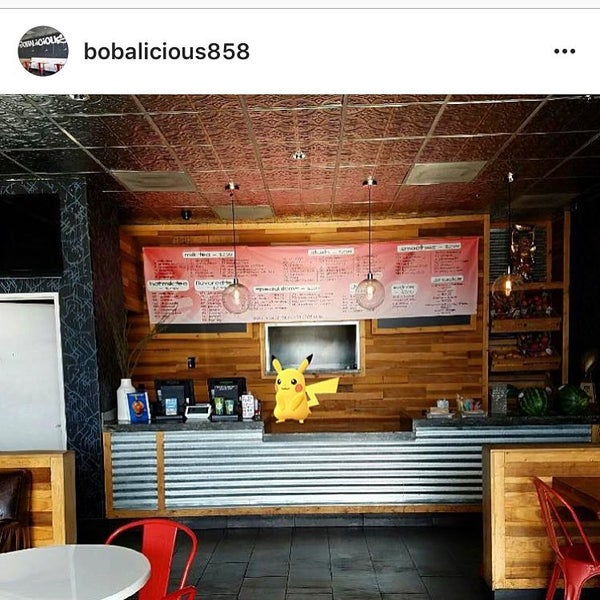 Photo taken at Bobalicious by Andy A. on 7/11/2016