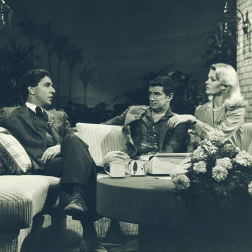 """Here is Glenn Laiken, founder of Bible Blessings®, in his younger years interviewing with Regis Philbin in 1979 on a popular morning show called """"AM Los Angeles"""" as their """"fashion consultant"""""""