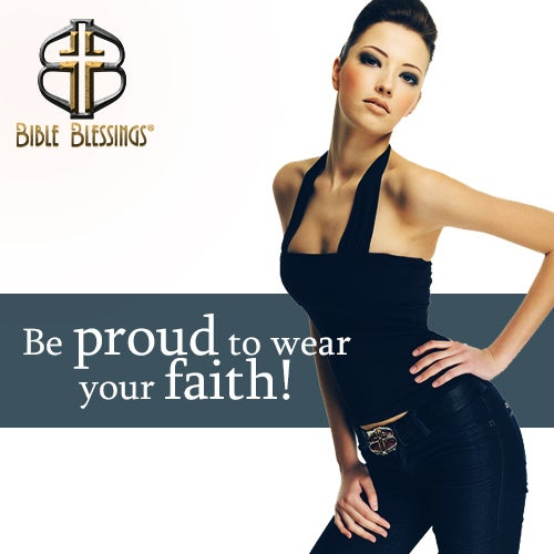 Designing products crafted in solid faith, meant to be worn and enjoyed while also giving back. Learn more: http://ow.ly/vXuYa #ChristianStores