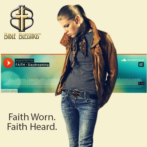 """Here's Song of the Day: FAITH – """"Daydreaming"""" CLICK HERE TO LISTEN on Soundcloud: http://goo.gl/xbFfxv #bibleblessings"""