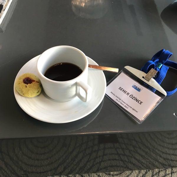 10/14/2017 tarihinde Seher Y.ziyaretçi tarafından Demora Hotel'de çekilen fotoğraf