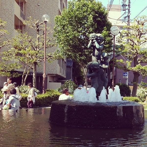 Photo taken at 大須公園 by Yokoyama T. on 4/28/2013