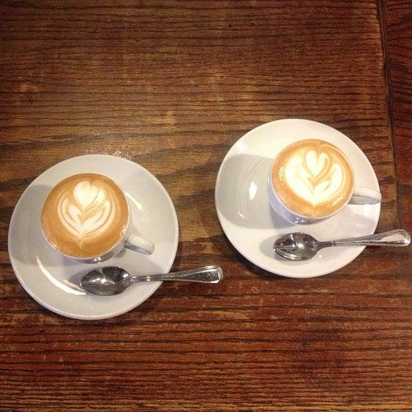 Photo taken at Coffeehouse Northwest by Natalia T. on 12/23/2012