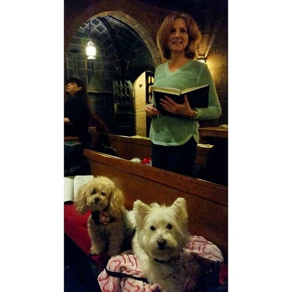 Photo taken at Church of the Holy Trinity (Episcopal) by Ami S. on 12/26/2015