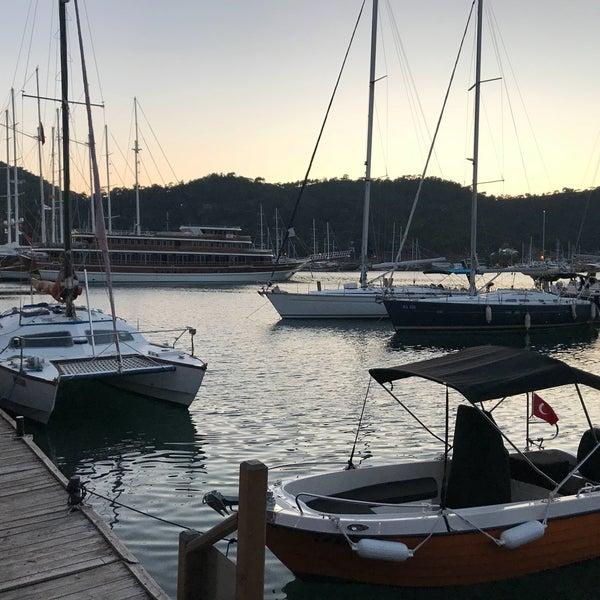 5/14/2018 tarihinde /////AhMetGziyaretçi tarafından Fethiye Yengeç Restaurant'de çekilen fotoğraf